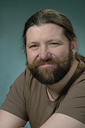 Petter Bøckman er zoolog og museumslektor ved Naturhistorisk museum i Oslo. (Foto: NHM)