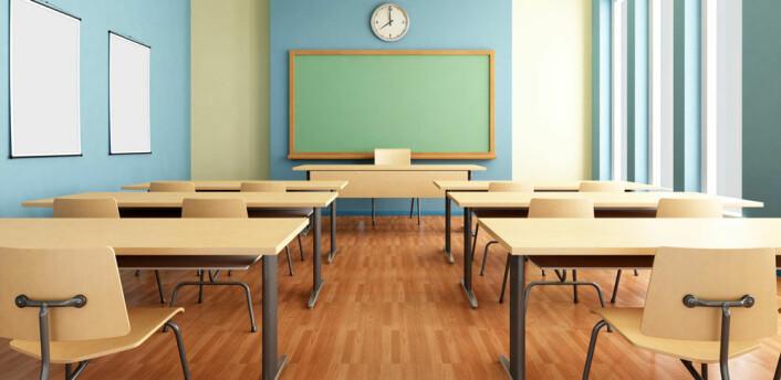 I norske skoler har elever god tilgang til teknologi i forhold til resten av Europa, ifølge Monitor 2013-undersøkelsen fra Kunnskapsdepartementets Senter for IKT i utdanningen. (Foto: Microstock)