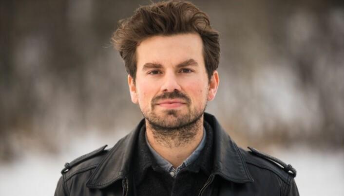 Christian Eckhoff er lege og forsker. Han er førsteforfatter av forskningsartikkelen om selvskadende atferd. (Foto: Jonatan Ottesen/UiT)