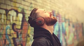 – Musikk åpner kroppens eget apotek