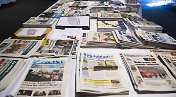Pressestøtte til lokalaviser gir ikke bedre dekning av lokalpolitikk