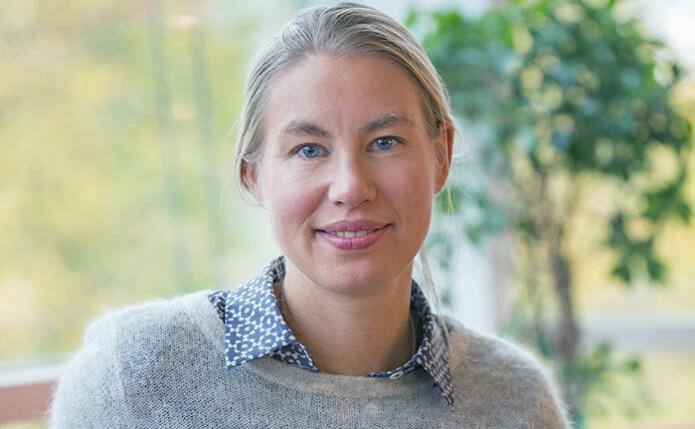 Professor Janne von Koss Torkildsen forsker på barn med språkvansker. (Foto: UiO)