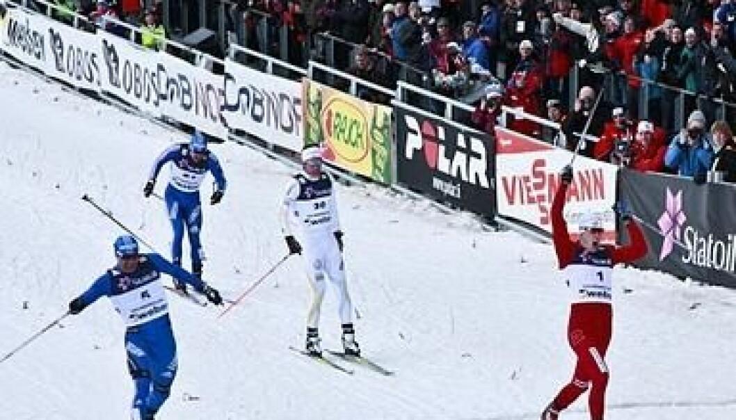 (Foto: Ski-VM 2011)