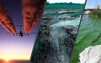 Nitrogen: den ukjente klimatrusselen