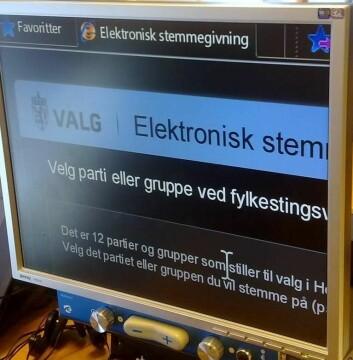 (Foto: Ingvar Tjøstheim)