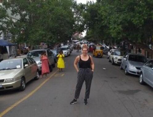 Livet i en storby –en feltblogg fra Johannesburg