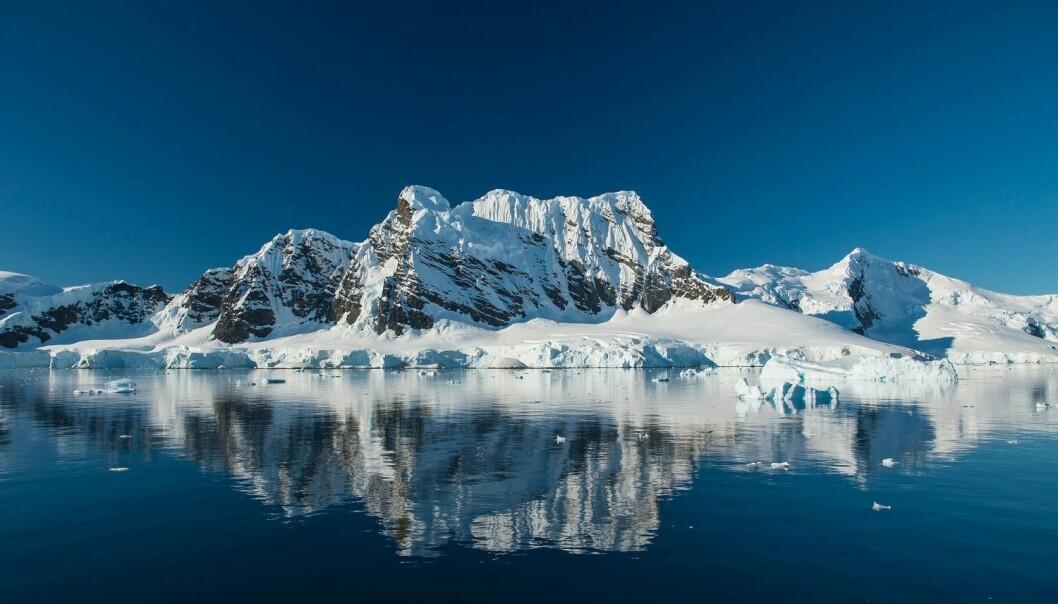 Forskere advarer mot å tro at det ikke vil kunne skje tilsvarende brå endringer i issmelting i Antarktis i fremtiden som i forrige mellomistid.  (Illustrasjon: vladsilver / Shutterstock / NTB scanpix)