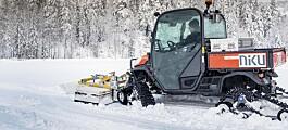 Radarsignaler i snø utvider letesesongen for arkeologer