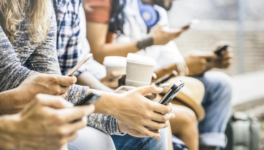 Studenter som presterer dårlig akademisk, bør holde seg unna Facebook, mener forsker. (Illustrasjonsfoto: View Apart / Shutterstock / NTB scanpix)