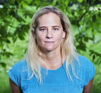 Melissa de Koch er fra Sør-Afrika, der mesteparten av verdens neshorn-befolkning lever. Hun sier til forskning.no at det å gå etter markedene er en langsiktig løsning, og at dyrene må beskyttes i mellomtiden. (Foto: © Ivan Tostrup / WWF Verdens naturfond)