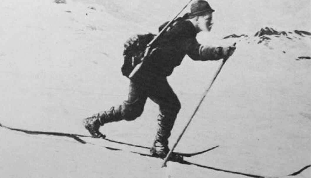 Fridtjof Nansen – en pioner i nevrovitenskap