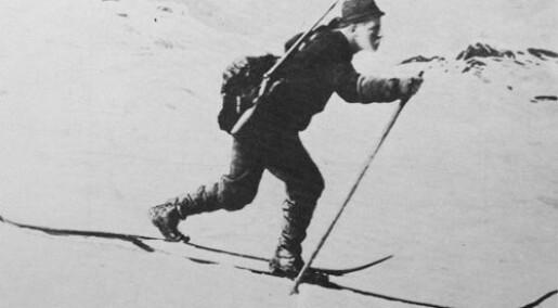 Kronikk: Fridtjof Nansen – en pioner i nevrovitenskap