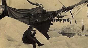 Kronikk: Havforskeren Fridtjof Nansen