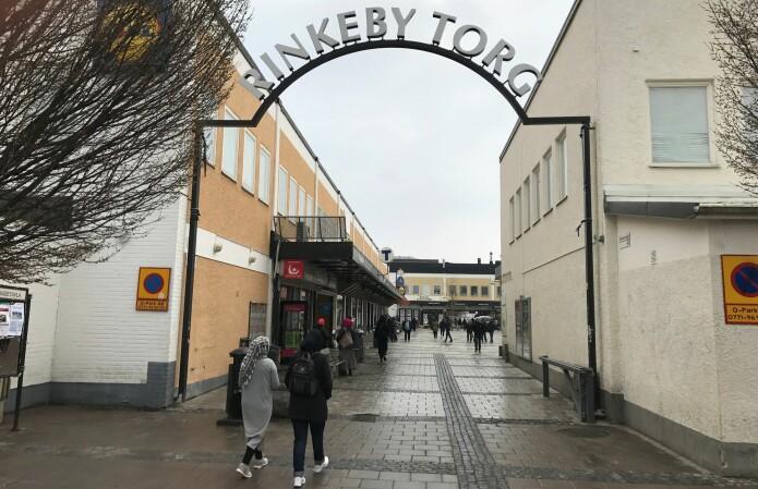 Sverige-baserte Foster tror folk i Stockholms forsteder kan føle seg isolerte når offentlige tilbud og kultur ligger inne i byen.