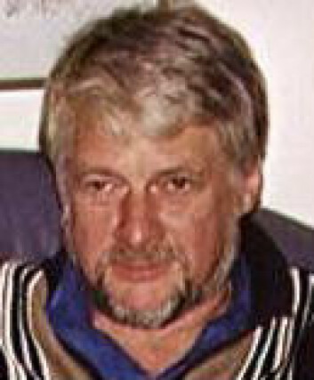 """""""Klimaforsker dr. Hans Jelbring."""""""