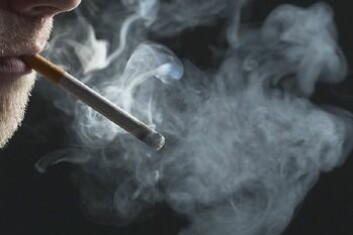 """""""Halvparten besluttet å stumpe røyken uten å planlegge på forhånd, viser studien."""""""