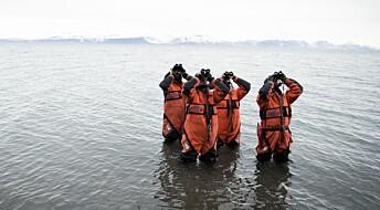 25 år i polar-Norges tjeneste