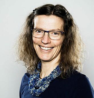 Anne Sverdrup-Thygeson er insektsekspert og professor ved NMBU.