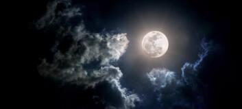 Er det flere forbrytelser når det er fullmåne?