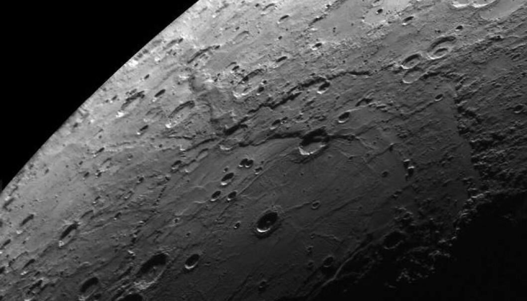 Merkur (Foto: NASA)