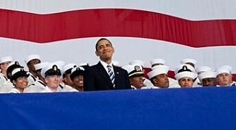 Kronikk: Obamas pris