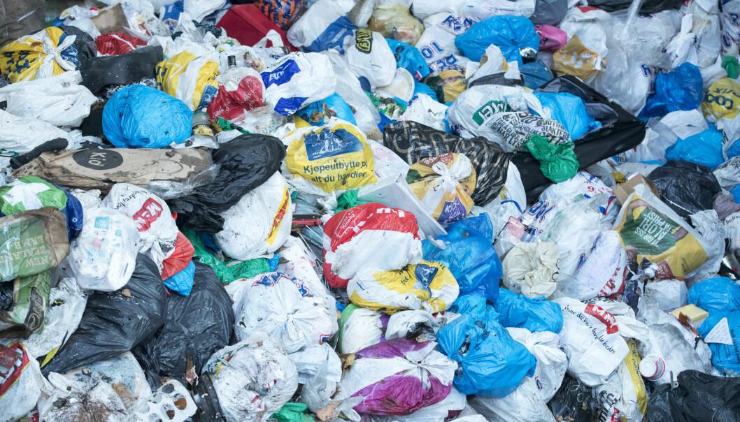 Håndtering av avfall utgjør en betydelig del av det offentliges utgifter til miljøvern.