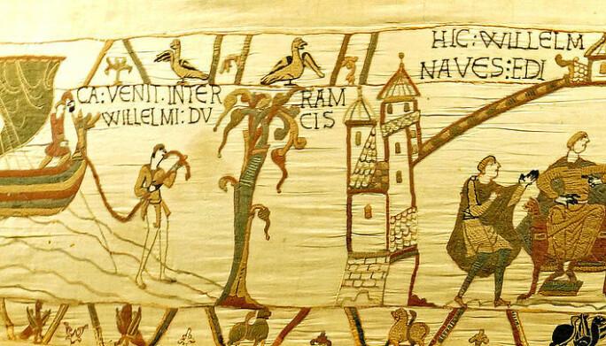 Hertug Vilhelm får beskjed om at Harold Godwinson er blitt konge, og bestemmer seg for å prøve å ta tronen.