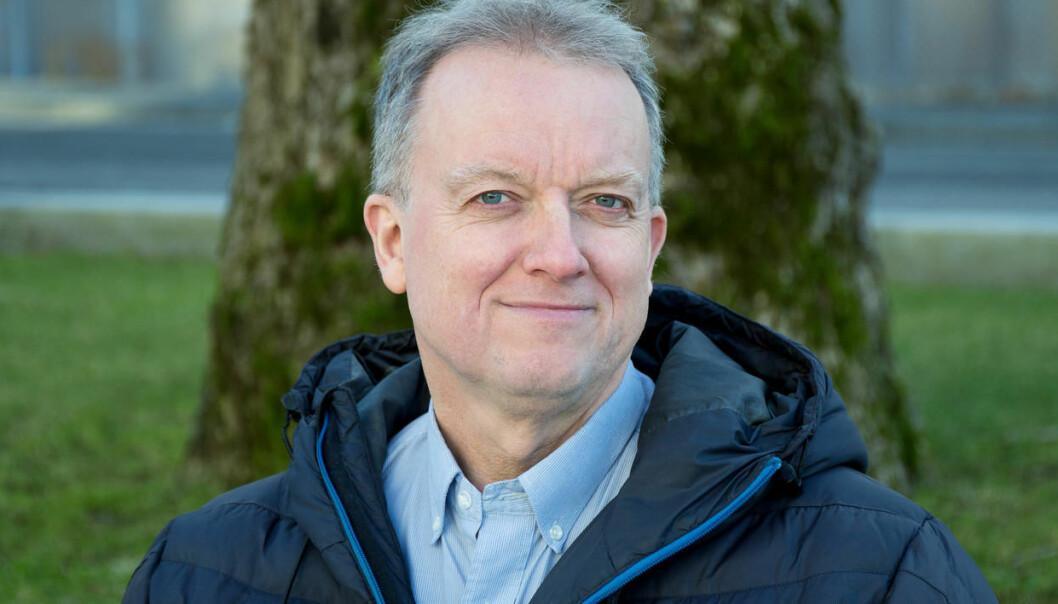 Halvor Sommerfelt leder CISMAC, et av Forskningsrådets Senter for fremragende forskning (SFF).