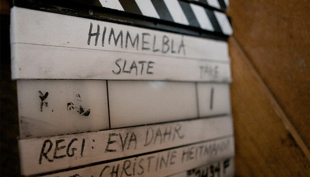 Tv-serien Himmelblå har satt Ylvingen på kartet. (Foto: NRK Beta)