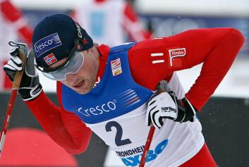 Petter Northug. (Foto: Tor Atle Kleven)