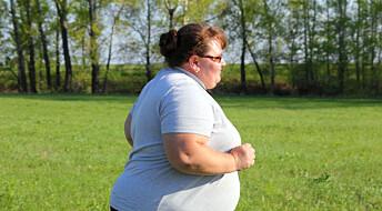 Flere amerikanere forsøker å slanke seg, men befolkningen blir tyngre