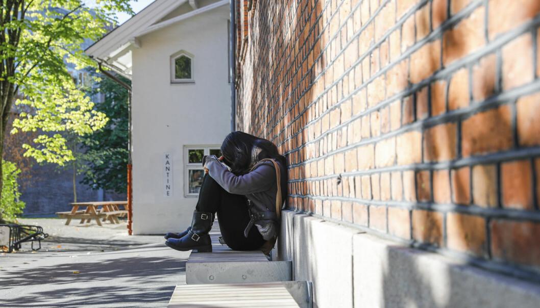 Over 9000 ungdom er intervjuet av forskerne. En av 20 har vært utsatt for alvorlig fysisk vold.
