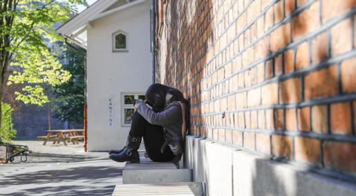 1 av 20 barn utsettes for grov vold i hjemmet