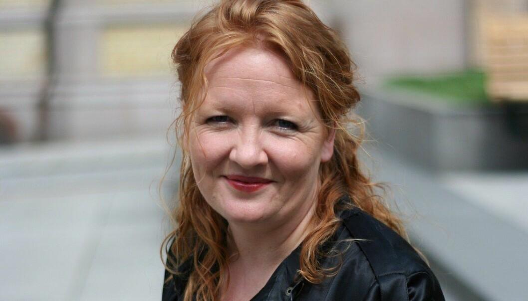 Dagrun Eriksen. Gunnhild Sørås