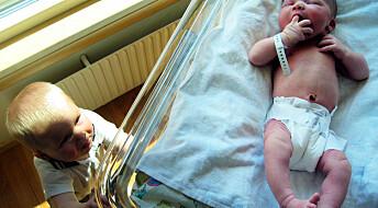 Fem nyfødte barn reddet etter fersk screening av immunsvikt