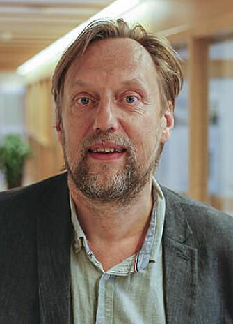 CAS project leader John Ødemark