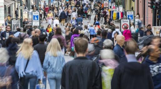 Norge har passert 5,35 millioner innbyggere