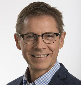 Tim Raven er kiropraktor, og skriver for tiden doktorgrad om nakke.