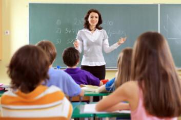 På skolene med størst framgang har fire av ti elever fått én karakter høyere. (Illustrasjonsfoto: iStockphoto)