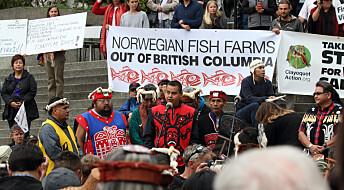 Urfolk i Norge og Canada opplever et konstant press fra oppdrettere