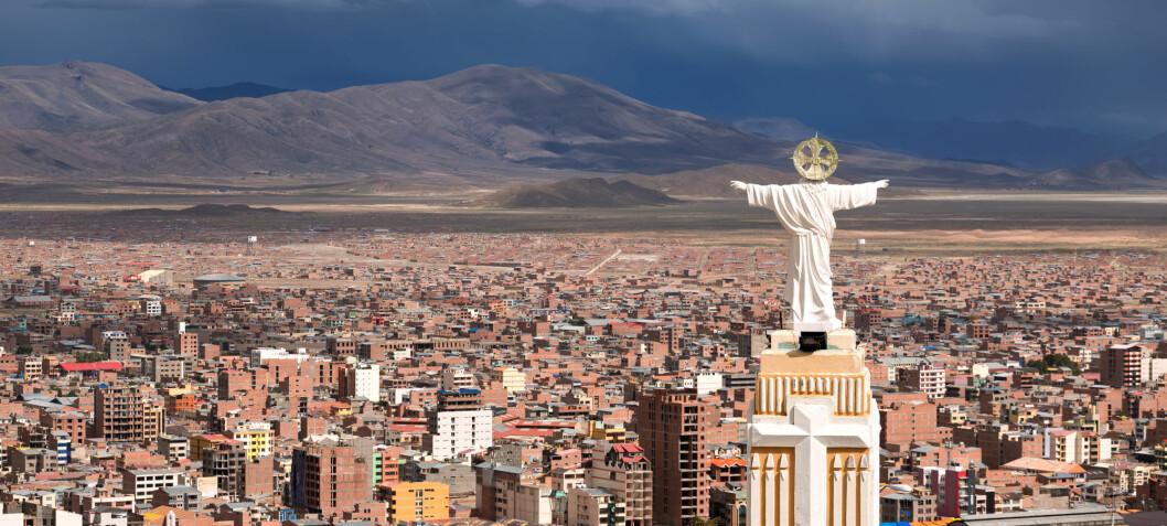 Religion speler ei nøkkelrolle i Bolivia