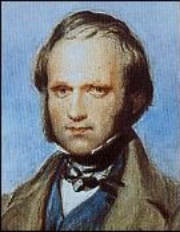 """""""Stolte mer på seg selv, enn på vedtatte sannheter: Charles Darwin"""""""