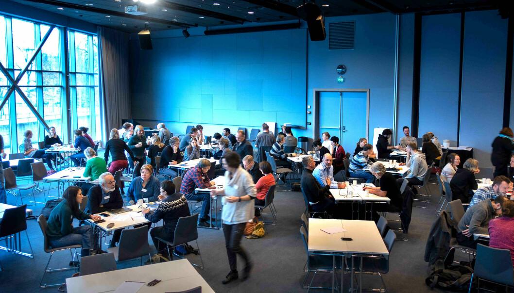 Omtrent 60 forskere diskuterte framtidsutsiktene for Barentshavet under årsmøtet til Arven etter Nansen.