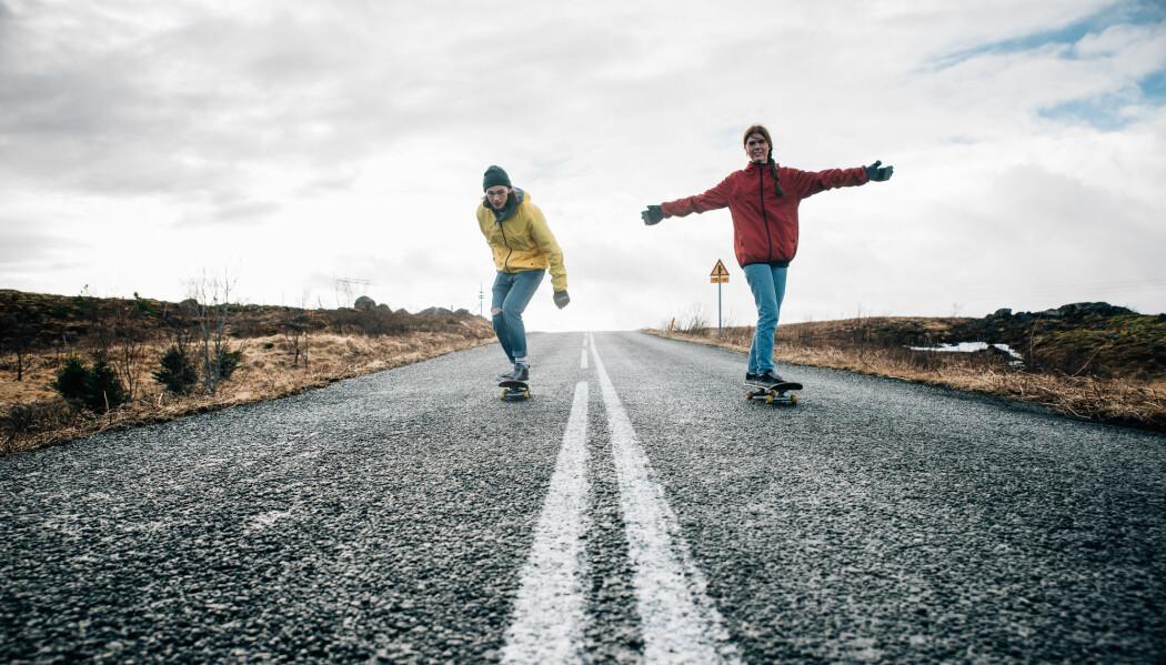 Disse ungdommene på Island er unntaket. Bare én av fem unge i verden får nok fysisk aktivitet, ifølge en ny studie. (Foto: oneinchpunch / Shutterstock / NTB scanpix)