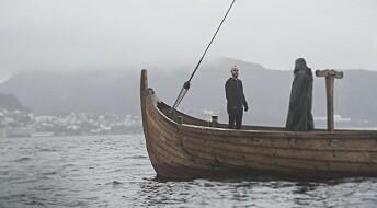 Lokkar kulturturistar med norrøn kultur