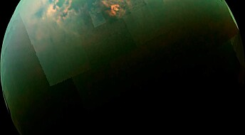 Astronomer har kartlagt landskapet på Titan - månen hvor det regner metan
