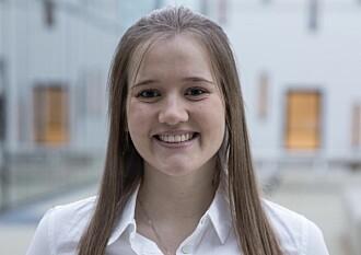 – Jeg tror flere hadde ønsket å studere økonomi dersom de visste mer om hvor bredt studiet er, sier student Ingrid Stolt-Nielsen.
