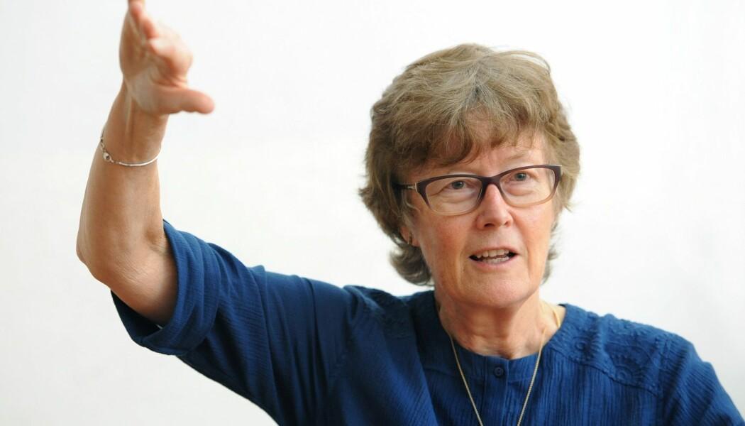 Profesor Wendy Carlin besøkte nylig Norges Handelshøyskole for å snakke om kjønnsforskjeller i akademia.