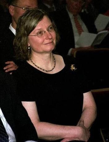 Ingrid Daubechies. (Foto: Wikimedia Commons, se lisens her)