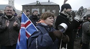 Islandske kvinner lever lengst i Norden
